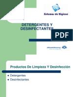 DETERGENTES Y DESINFECTANTES.ppt