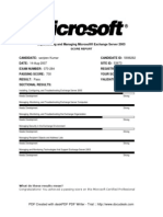 Implementing and Managing Microsoft® Exchange Server 2003