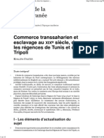 Commerce transsaharien et esclavage au xixesiècle, dans les régences de Tunis et de Tripoli.pdf