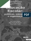 [Livro] Educação Escolar - LIBÂNEO; OLIVEIRA; TOSCHI.pdf