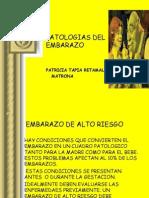 PATOLOGIAS_DEL_EMBARAZO.ppt