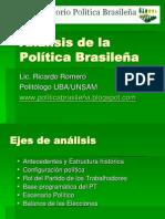Analisis-de-la-Politica-Brasilena-Por-Ricardo-Romero.ppt