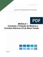 Módulo 1B - Comando e Proteção de Motores Elétricos C.A. de Baixa Tensão.pdf