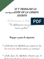 ADQUISICI+ôN DE LA LENGUA-genética I.pptx