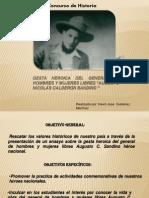 Gesta Heroica Del General Augusto C Sandino.pptx