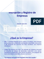 conferencia 2012 insripcion y registro de empresas.ppt