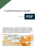 El aporte del árabe al español.pptx