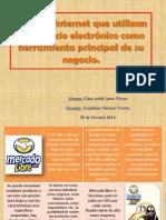 Sitios de Internet que utilizan el comercio electrónico.pptx