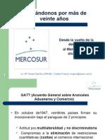Integrantes Mercosur (Apuntes para CLASE) 2007