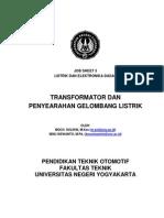 Job sheet 5. Transformator dan Penyearahan Gelombang Listrik.pdf