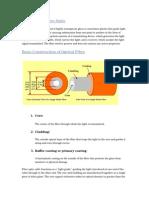 Definition of Fibre Optic