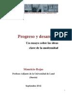 Progreso y desarrollo, un ensayo sobre ideas clave de la Modernidad.pdf