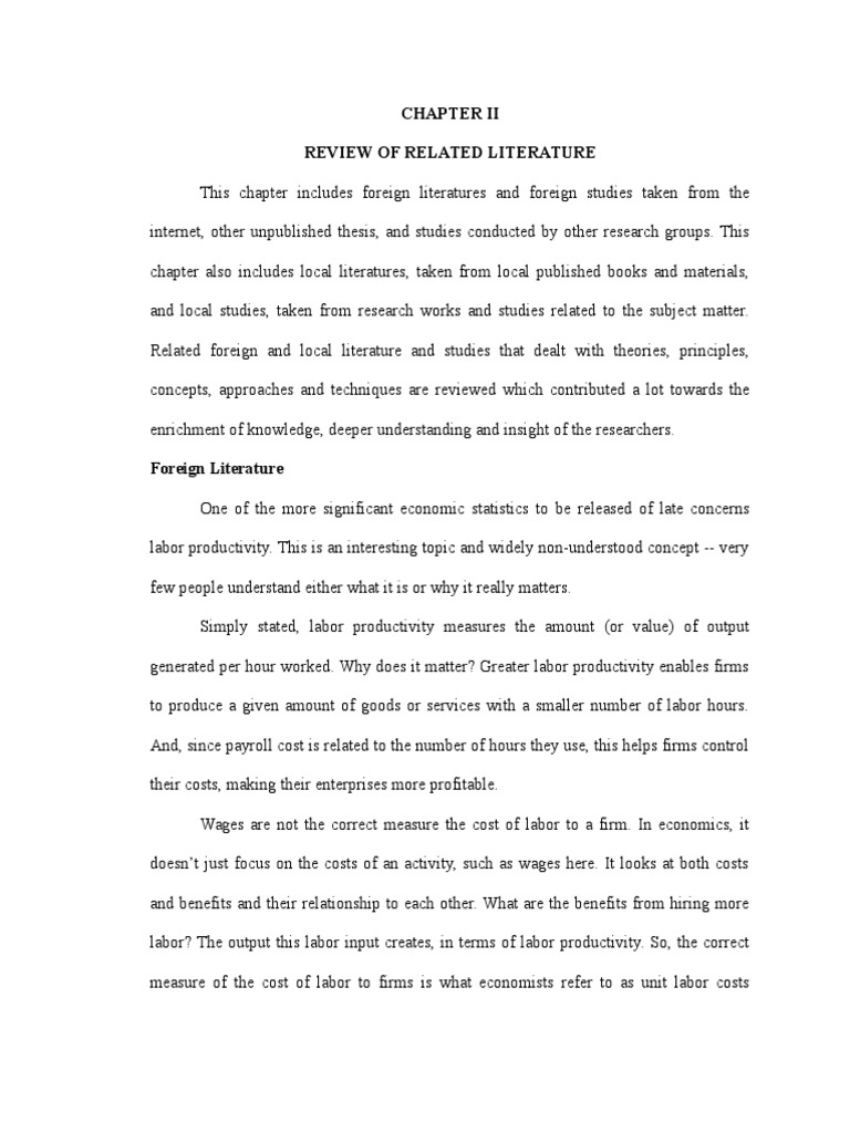 Foreign literature in thesis about payroll system how to end a cover letter