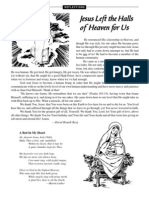 RFL32_Jesus Left the Halls of Heaven for Us