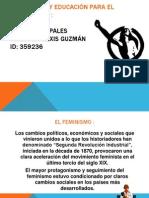 FEMINISMOS Y EDUCACIÓN PARA EL DESARROLLO cristian.pptx
