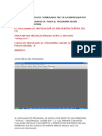 Instructivo Para La Impresion PDF