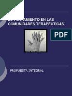 eltratamientoenlascomunidadesteraputicas-110716214052-phpapp02.ppt