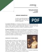 1º Medio-Leng.-Unidad Nº6-Género Dramático-Guía docente-2014.pdf