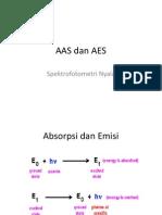 AAS dan AES