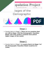 population project- newspaper