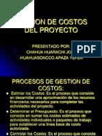 GESTION DE COSTOS DEL PROYECTO.ppt