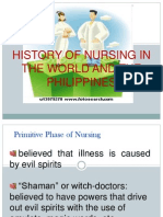 1 History of Nursing