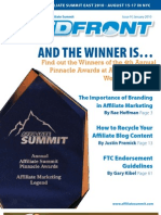 FeedFront Magazine, Issue 9