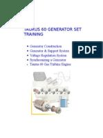 TAURUS 60 GENERATOR SET TRAINING.doc