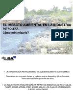 2.- El Impacto Ambiental en la Industria - Fernando Morales.pdf