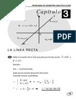 LA LINEA RECTA