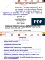 1.- Uso del Coque de Petróleo Calcinado Venezolano en la Industria Nacional del Aluminio y del Hierro Acero.pdf