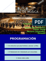 Proyecto Festival