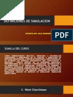 1 DEFINICIONES DE SIMULACION.ppt