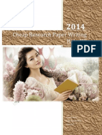 Cheap Research Paper Writing Help UK