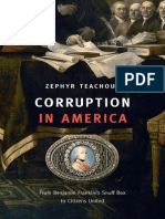 Corruption in America