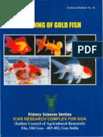 Gold Fish Breeding