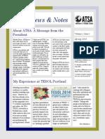 spring 2014 newsletter final