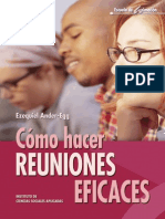 ANDER-EGG, E. - Como hacer reuniones eficaces - CCS, 2002.pdf