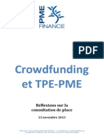 crowdfunding pme