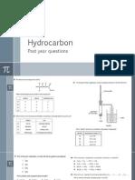 Hydrocarbon Questions for IGCSE