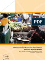 Bilateral Finance Institutions Climate Change[1]