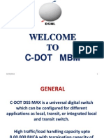 CDOT Introduction