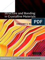 Structure and Bonding in Crystalline Materials - G. Rohrer (Cambridge, 2004) WW.pdf