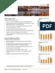 Swedbank's Interim Report Q3 2014