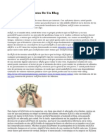 Hacer Dinero En Internet Mediante Blogs - 5 Consejos Para Obtener Los Visitantes De Un Blog