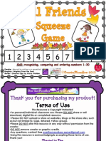 fall friends squeeze math game