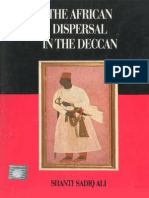 The African Dispersal in the Deccan