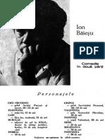 Ion Baiesu - Alibi (Ctrl)