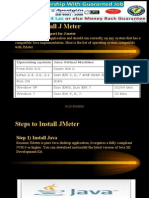 What Jmeter Software Testing Tool Does