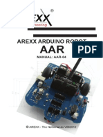 Robotic Arm Ctrl Using Lan | Microcontroller (24 views)